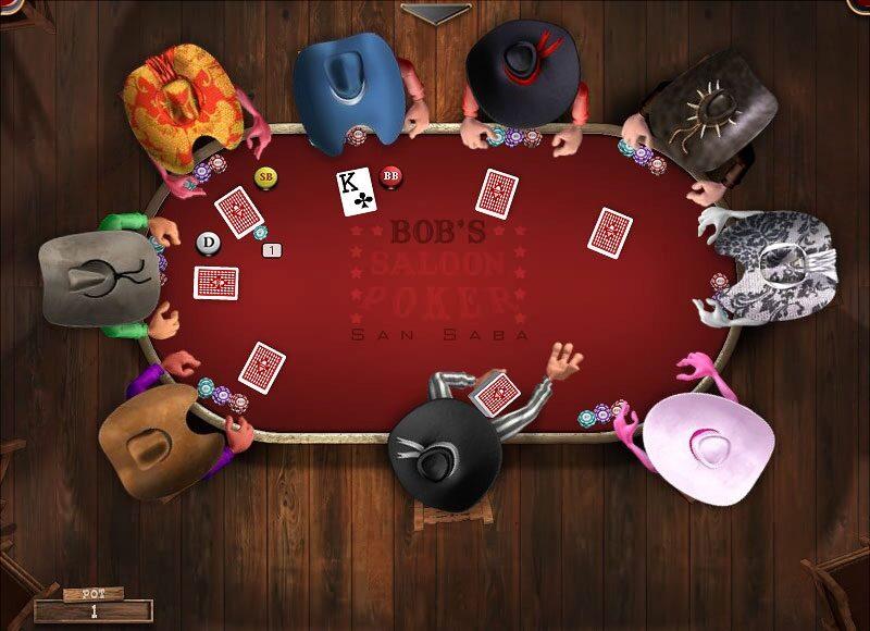 холдем покер i играть онлайн